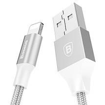 Кабель Lightning Baseus Yashine серии для зарядки и передачи данных iPhone/iPad/iPod (1м), фото 3