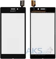 Сенсор (тачскрин) для Sony Xperia M2 Aqua D2403 Original Black