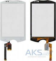 Сенсор (тачскрин) для Sony Ericsson Live with Walkman WT19i Original White