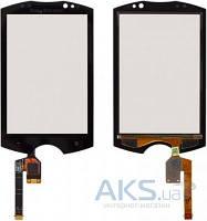 Сенсор (тачскрин) для Sony Ericsson Live with Walkman WT19i Original Black