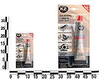 Герметик силиконовый K2 SIL RED (RED SILICON +350С) 85g (красный). B240
