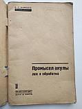 1932 Промысел акулы лов и обработка Н.Березин Снабтехиздат, фото 2
