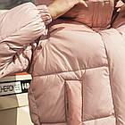 Куртка женская со съемными рукавами на зиму сезон 2020 - (модель кт-677), фото 2