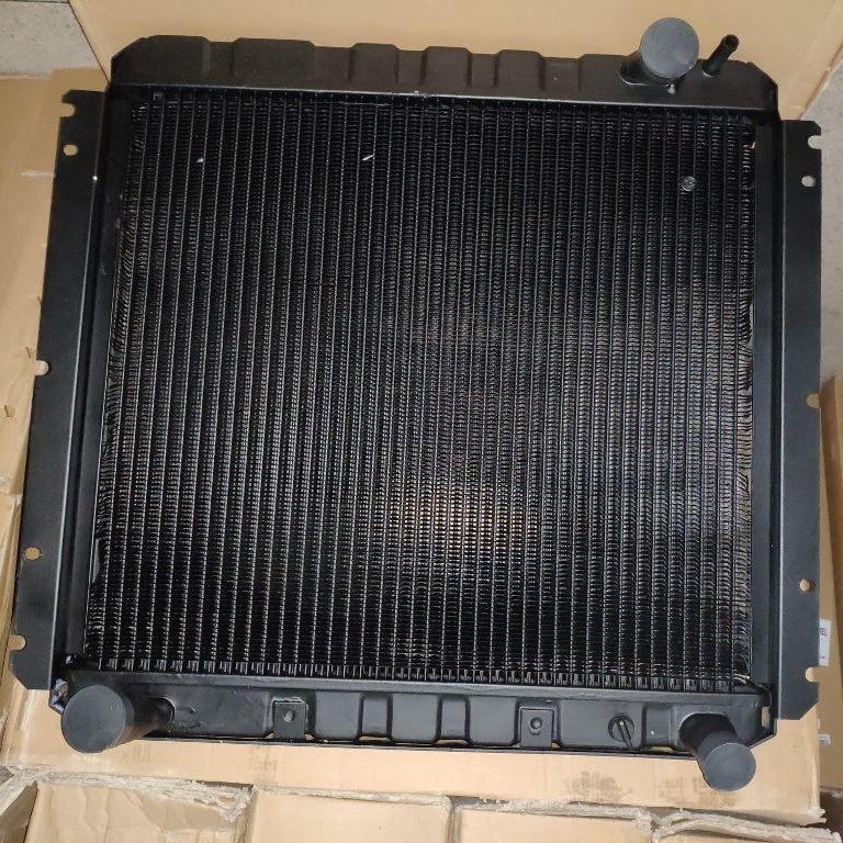 Радиатор ЗИЛ 5301 бычок 2 рядный медный пр-во Иран Радиатор