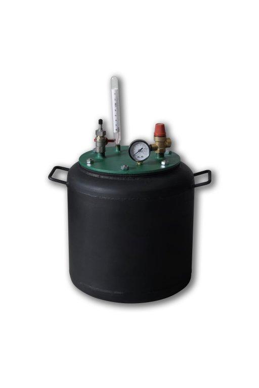 Автоклав бытовой «УТех-16» 20л (7 литровых/16 поллитровых банок)