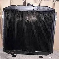 Радиатор Паз 3205 медный 4 ряд Газ 66 пр-во Иран Радиатор