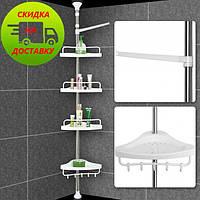 Угловая полка для ванной комнаты Aidesen ADS-188 Multi Corner Shelf., фото 1