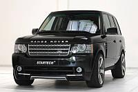 Тюнинг  обвес Range Rover Vogue  StarTech