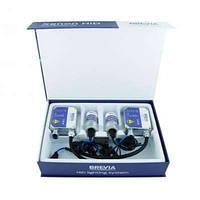 Комплект ксеноновых ламп 2 шт. +Комплект ксенона H7 5000k 35W 12V.+Блок розжига шт 2 Brevia 14751 Южная Корея