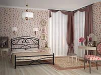 Металлическая кровать Лейла ТМ Скамья