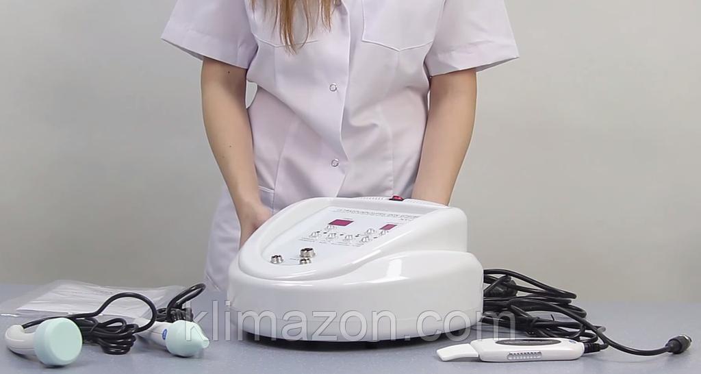 Аппарат ультразвуковой терапии 2 в 1 Nevada Sono Skin
