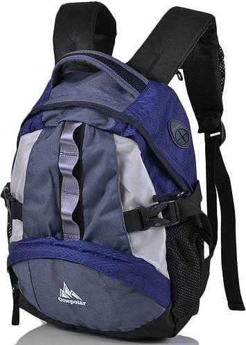 Удобный детский рюкзак ONEPOLAR (ВАНПОЛАР) W1013-blue