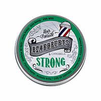 Помада STRONG для волос сильной фиксации 100 мл BEARDBURYS, фото 1