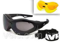 Унисекс спортивные очки AVK модель Forte
