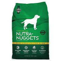 Корм для собак Nutra Nuggets Performance 15кг