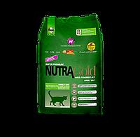 Корм для кошек Nutra Gold Hairball Adult 5 кг