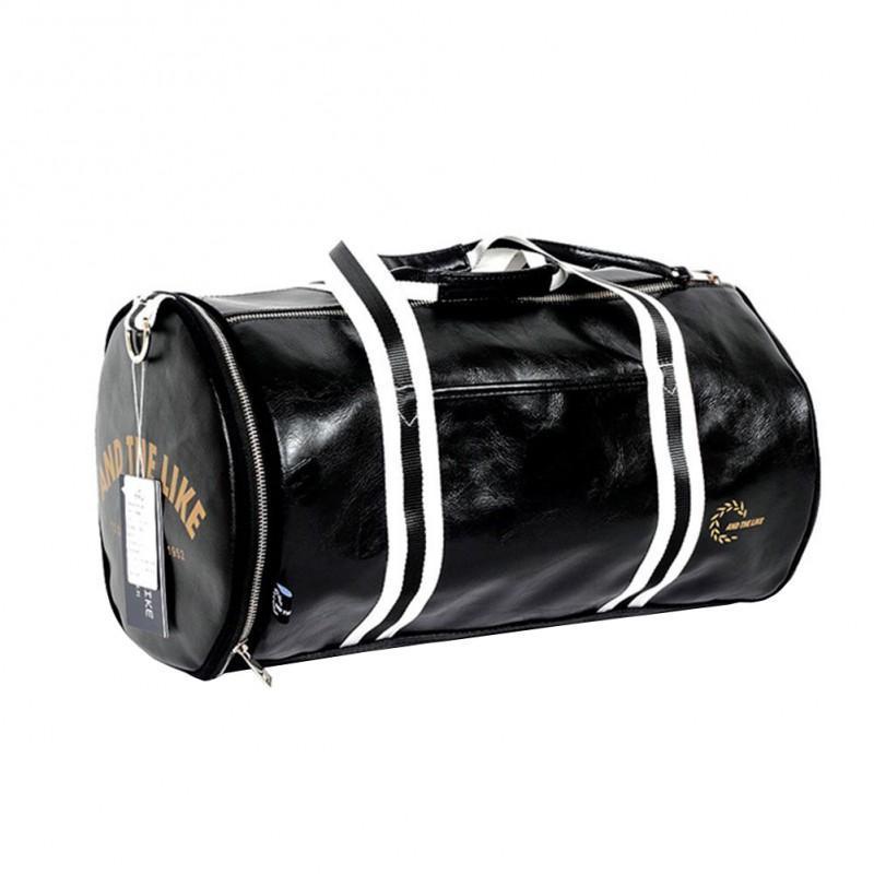 Спортивная сумка And The Like Classic черная eps-10022