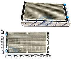 Радиатор ВАЗ 2123 (алюминиевый, основной), . 2123-1301012 (ПРАМО)