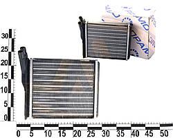 Радиатор отопителя ВАЗ 2123 (алюминиевый). 2123-8101060 (ПРАМО)