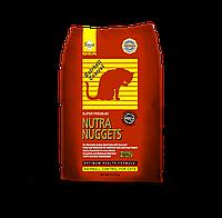 Корм для кошек Nutra Nuggets Hairball Control 10 кг