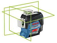Лазерный уровень Bosch GLL 3-80CG + BM1 + 12V + L-box (0.601.063.T00)