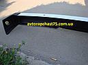 Бампер Ваз 2107 передний с хромом без кронштейнов  (производитель Пластик, Россия), фото 4