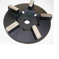 Фреза шлифовальная  для однодисковой  машины (бетон), получистовая шлифовка П0300