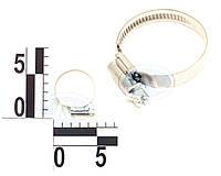 Хомут червячный из нержавеющая стали (25 х 40/9 mm) W 2. 25-40/9W2 (NORMA)