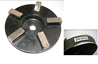Фреза шлифовальная  для однодисковой  машины (бетон), грубая шлифовка П0305. Турбо
