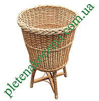 Плетеная корзина для багетов и булок