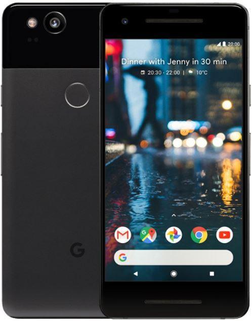 Google Pixel 2 4/64Gb (Just Black)
