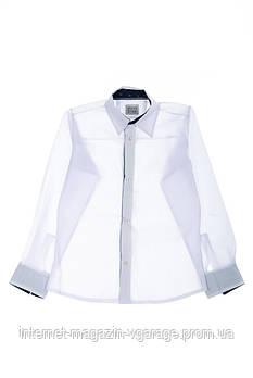Рубашка 120P247 junior (Белый)