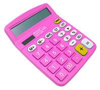 Калькулятор Clton CL-837 Розовый