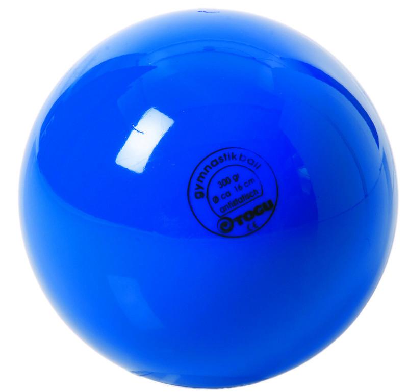 Мяч гимнастический 300гр синий Togu 430400-04