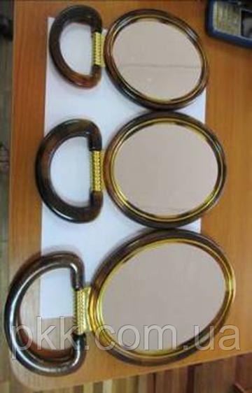 8024 Дзеркало Q3  30х15х1.7 см  QPI   PROFESSIONAL