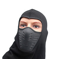 Балаклава маска флис Саб-Зиро (Ниндзя), Унисекс, фото 1