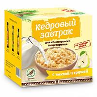 Завтрак кедровый для комфортного пищеварения с тыквой и грушей Арго (гастрит, запоры, холецистит, дискинезия), фото 1