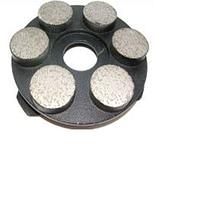 Фрезы для  шлифования слабых, абразивных бетонов, оснований с выступающим щебнем