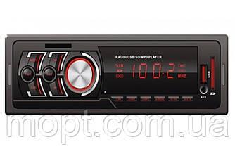 Автомагнитола 1DIN MP3 Автомобильная магнитола SD Cards USВ