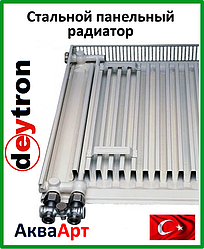 Стальной радиатор Deytron класс 22  500H х 600L н. п.