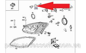 Mercedes S W221 W 221 ухо фары крепление кронштейн на фару новый оригинал