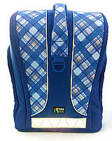 Ранец каркасный Tiger 31004-1 синий