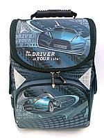 Ранец каркасный 2901 А1  Машина