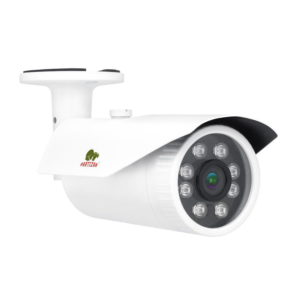 2.0 MP IP Варифокальная камера PARTIZAN IPO-VF2LP 1.2 Cloud
