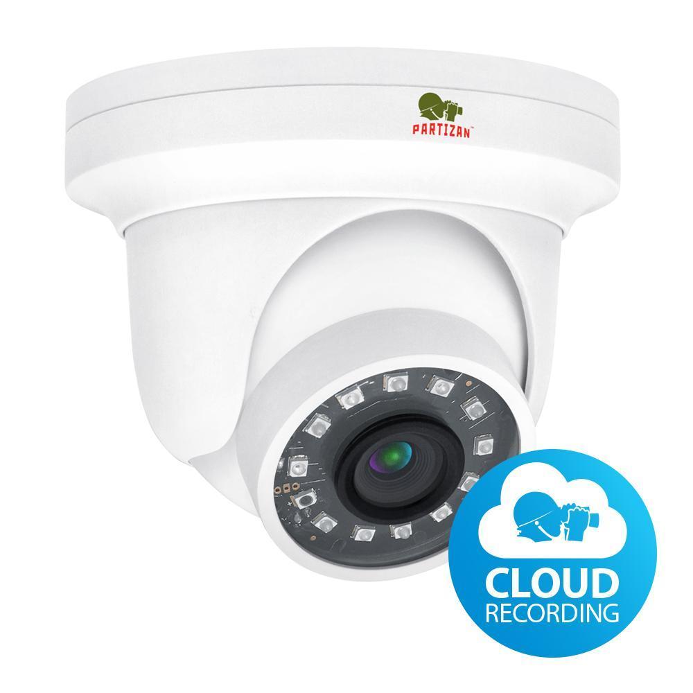 2.0MP IP камера PARTIZAN IPD-2SP-IR SE 2.2 Cloud