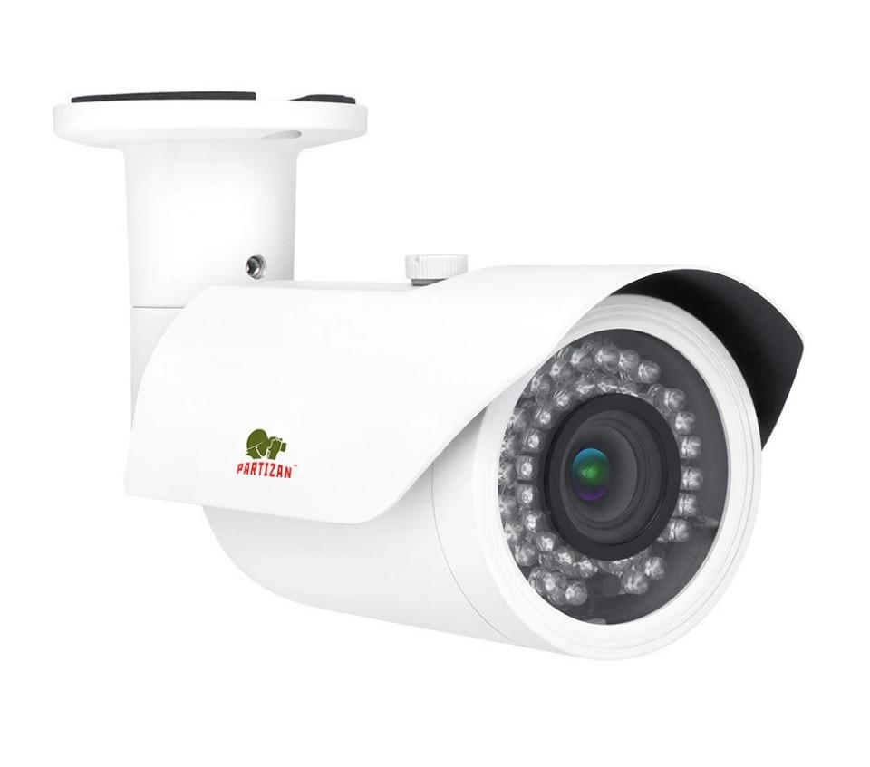4.0MP AHD Варифокальная камера PARTIZAN COD-VF3CH SuperHD 4.2