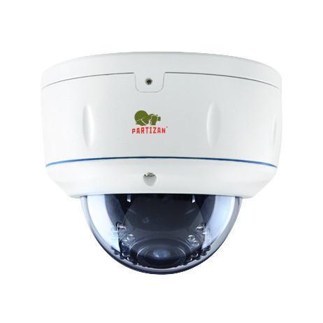 5.0 MP IP Варифокальная камера PARTIZAN IPD-VF5MP-IR SE