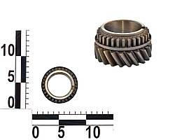 Шестерня КПП ВАЗ 2101-2107, 3 передачи (Волжский). 21010-1701131-01
