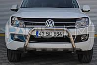 Кенгурятник Кенгур Передняя защита V3 VW Amarok