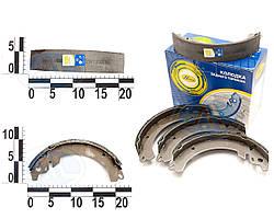 Колодки тормозные задние Москвич 2141, комплект, * (Начало). 2141-3502090